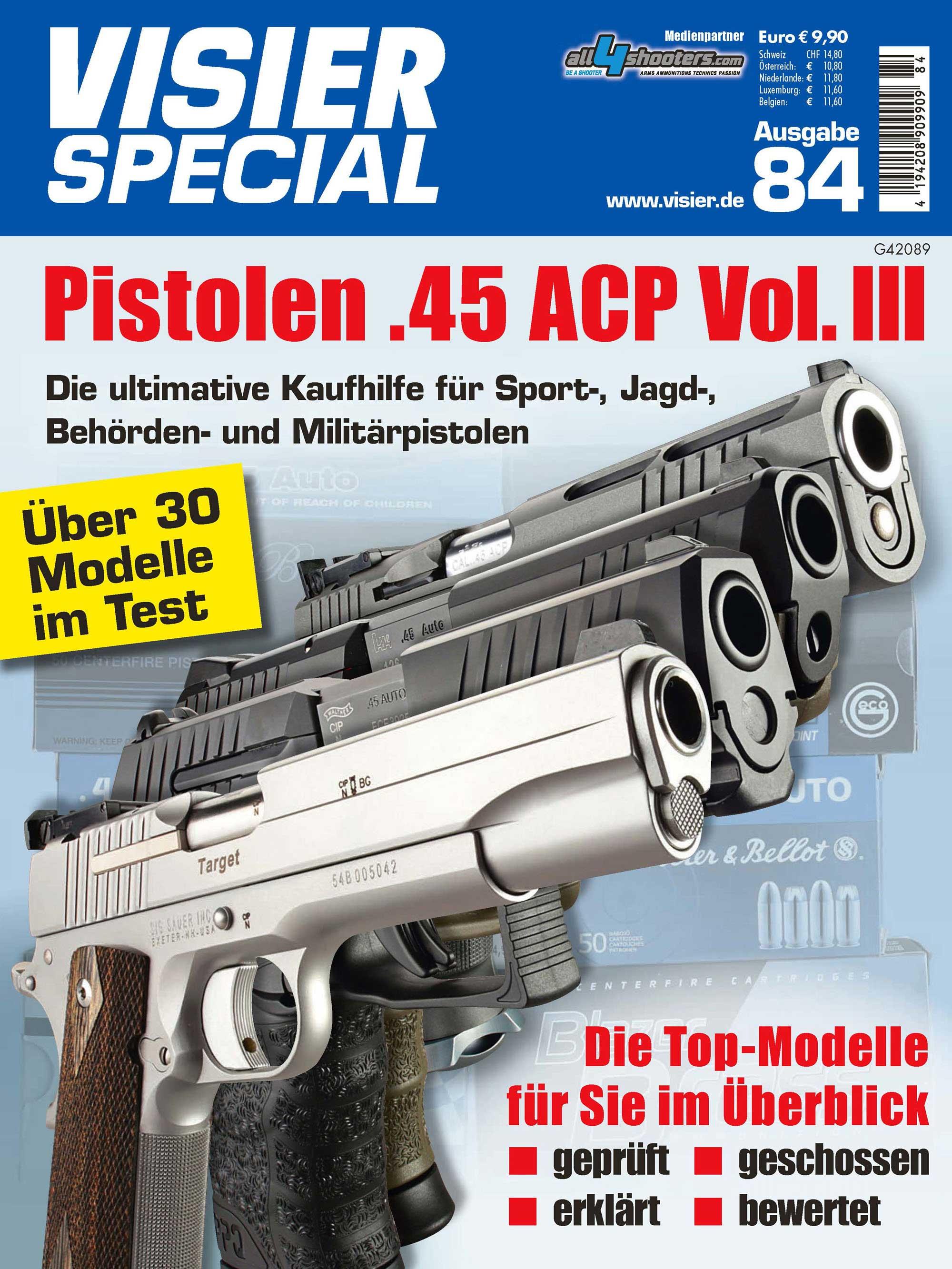 VISIER-Special 84