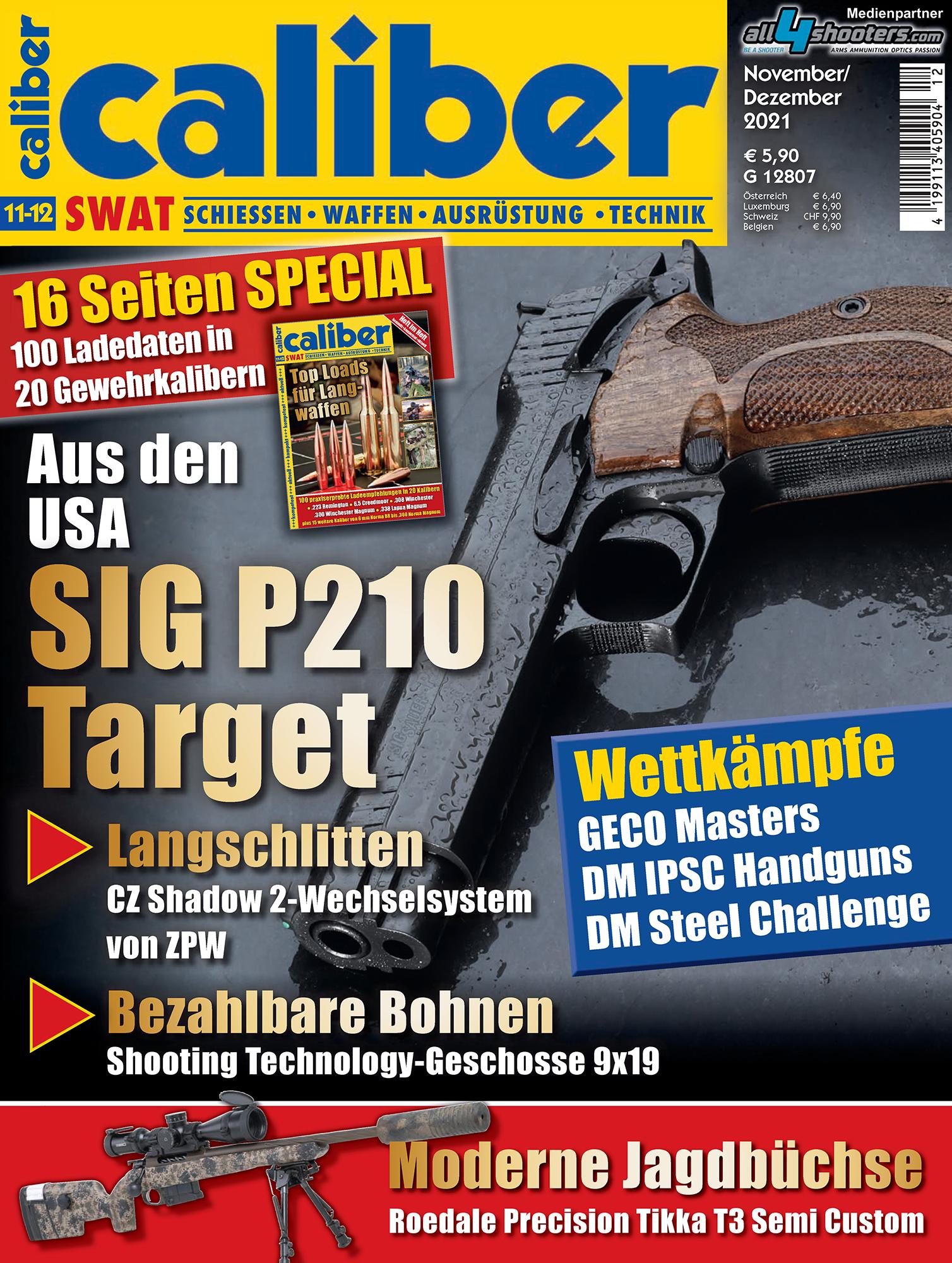 caliber 11+12/2021