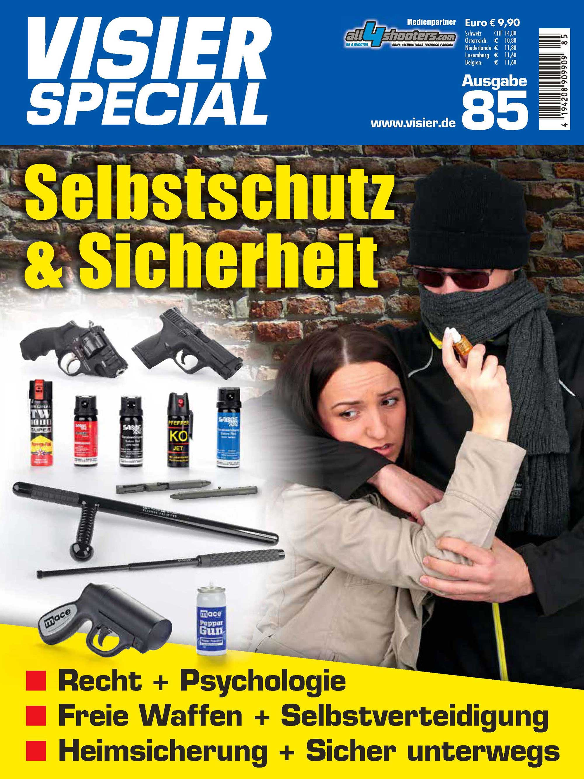 VISIER Special 85