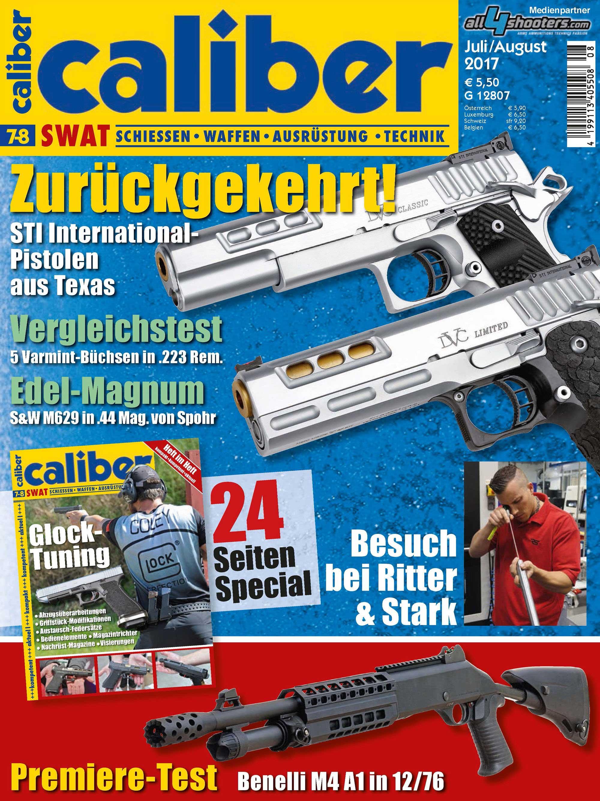 caliber 7+8/2017