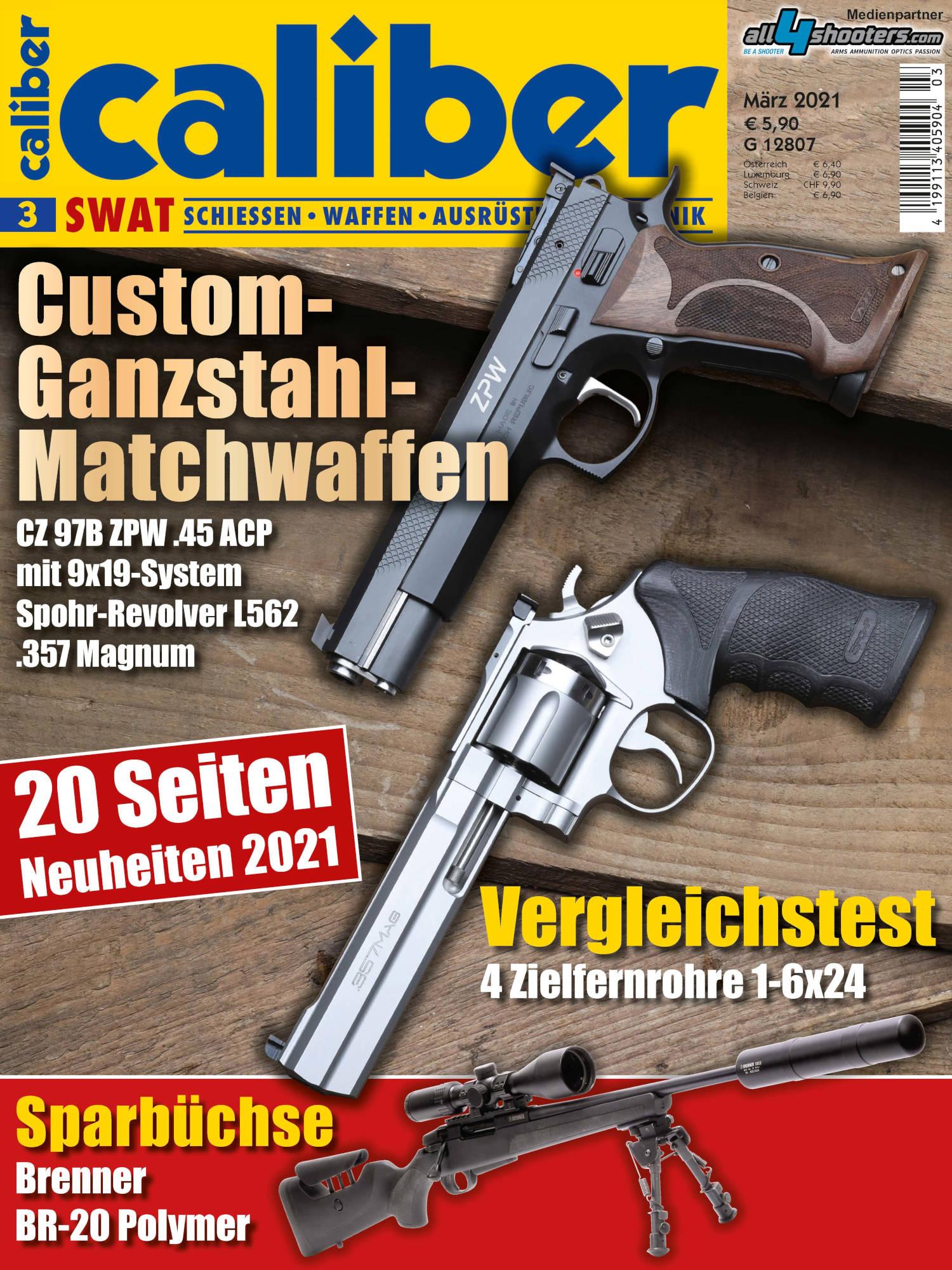 caliber 03/2021