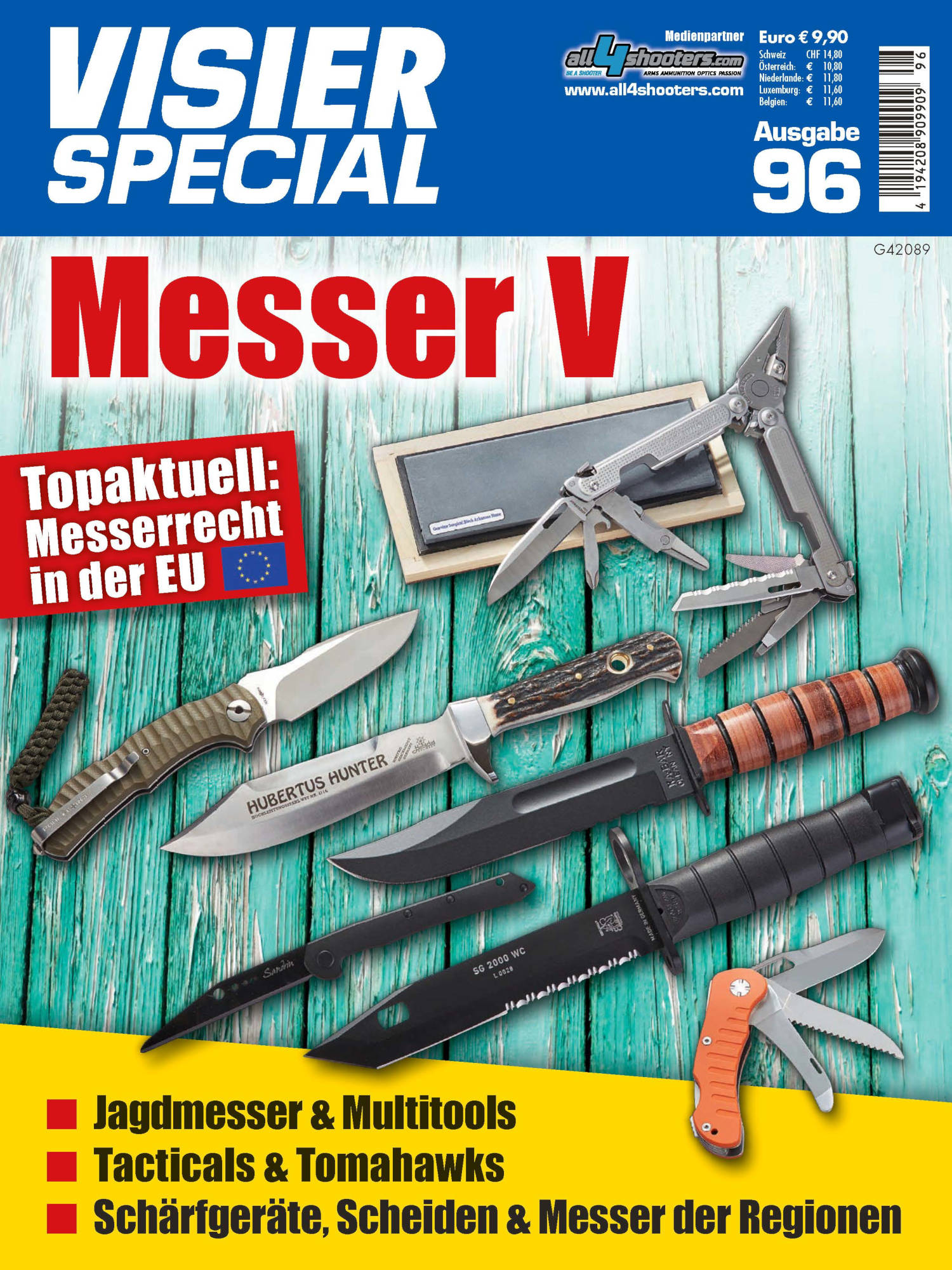 VISIER Special 96