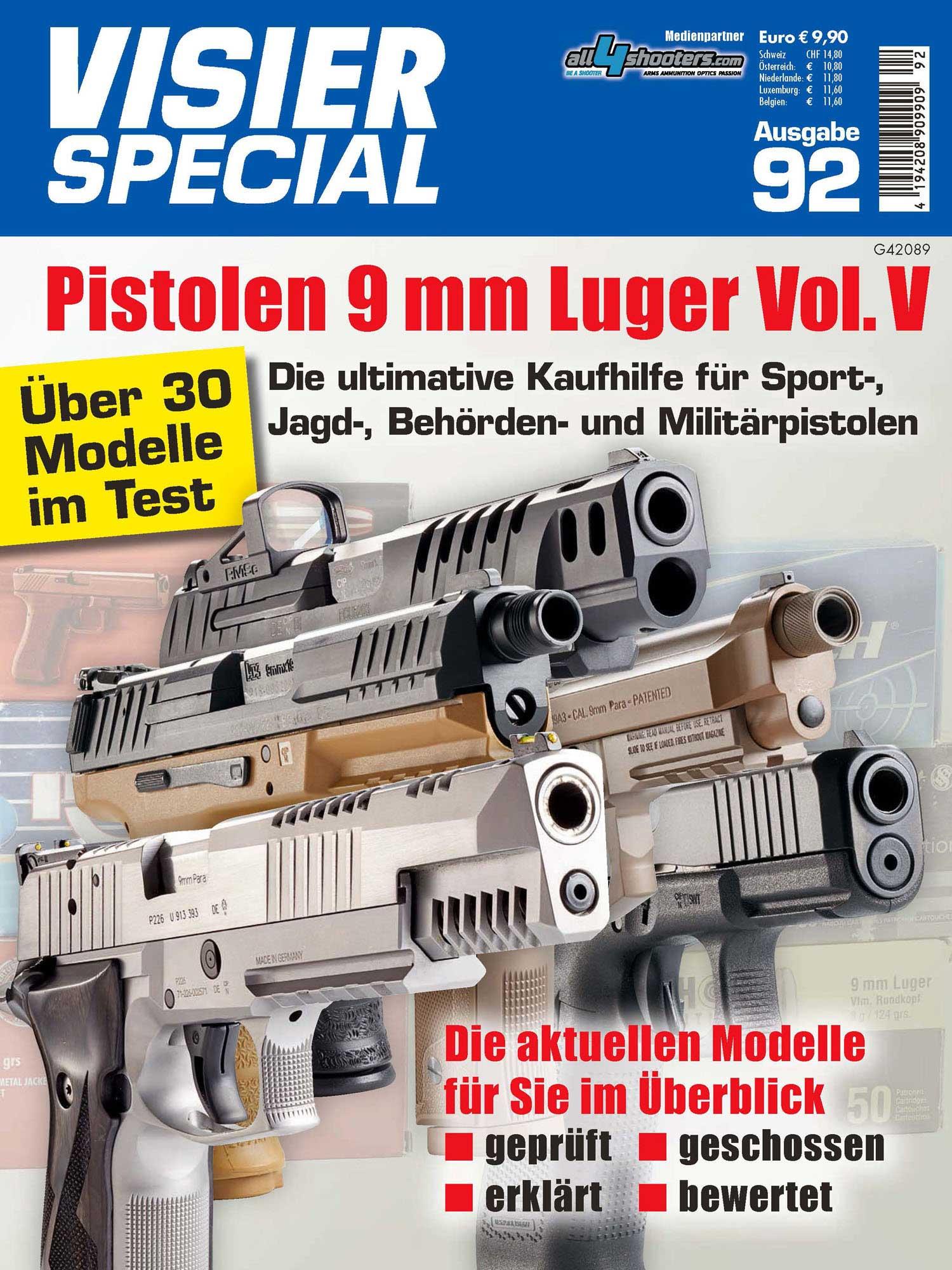 VISIER Special 92